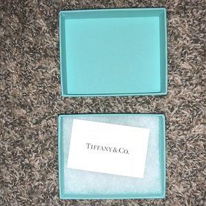 Tiffany and Co. Box